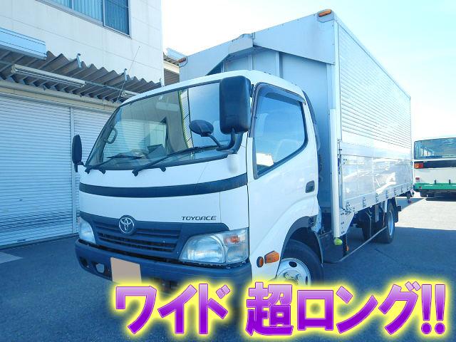 TOYOTA Toyoace Aluminum Wing BKG-XZU424 2011 234,000km_1