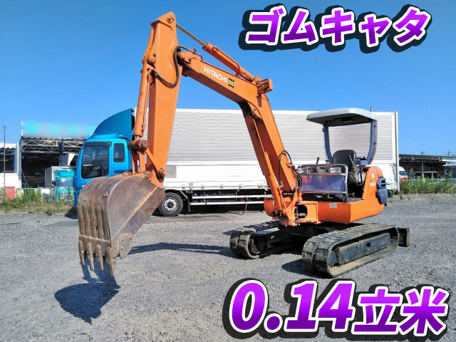 HITACHI  Mini Excavator EX40-2 1995 1,247h_1
