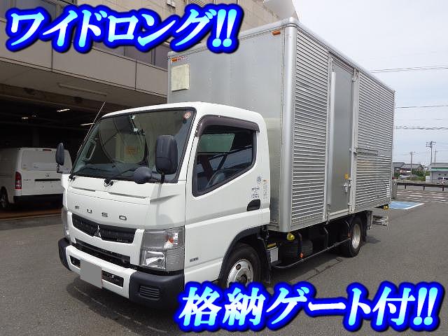 MITSUBISHI FUSO Canter Aluminum Van TKG-FEB50 2013 79,000km_1