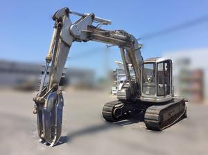 SUMITOMO Mini Excavator_1