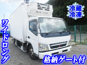 MITSUBISHI FUSO Canter Refrigerator & Freezer Truck PA-FE82DEV 2005 -_1