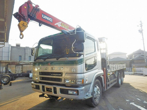Super Great Truck (With 5 Steps Of Unic Cranes)_2