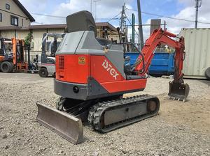 IHI Mini Excavator_2