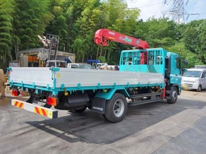 Ranger Truck (With 3 Steps Of Unic Cranes)_2
