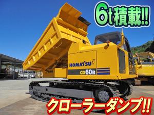 KOMATSU Crawler Dump_1