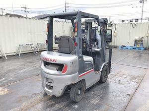 NISSAN Forklift_2