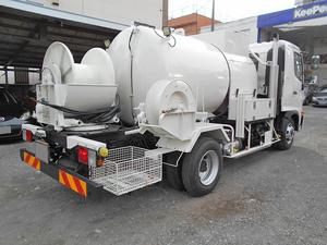 Ranger High Pressure Washer Truck_2