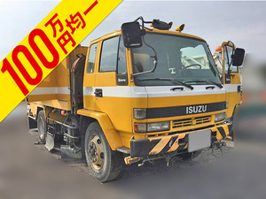 Forward Sweeper Truck_1