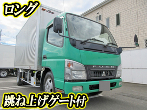 MITSUBISHI FUSO Canter Aluminum Van PDG-FE74DV 2008 56,668km_1