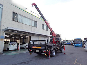 Dutro Truck (With 5 Steps Of Unic Cranes)_2