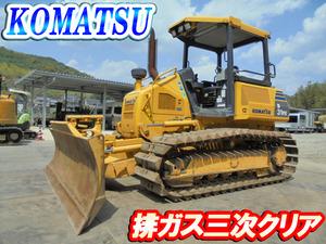 KOMATSU Bulldozer_1