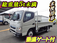 MITSUBISHI FUSO Canter Flat Body (With Power Gate) TPG-FEA50 2018 1,000km_1