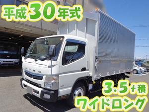 MITSUBISHI FUSO Canter Aluminum Wing TPG-FEB80 2018 1,000km_1
