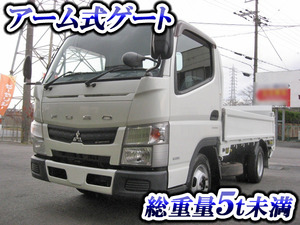 MITSUBISHI FUSO Canter Guts Flat Body (With Power Gate) SKG-FBA00 2012 138,607km_1