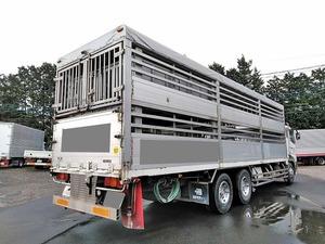 Super Great Cattle Transport Truck_2