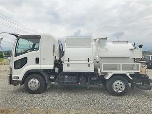 Forward High Pressure Washer Truck_2