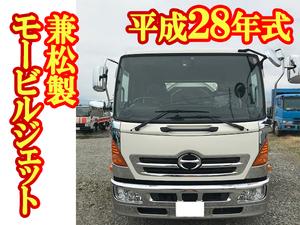 Ranger High Pressure Washer Truck_1