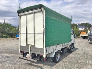 Toyoace Cattle Transport Truck_2