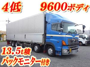 HINO Profia Aluminum Wing ADG-FW1EXYG 2006 581,462km_1