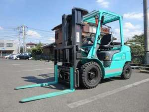 MITSUBISHI HEAVY INDUSTRIES Forklift_1