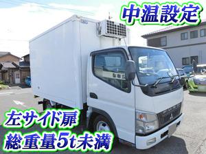 Canter Guts Refrigerator & Freezer Truck_1