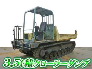 YANMAR Crawler Dump_1