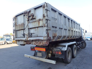 Big Thumb Container Carrier Truck_2