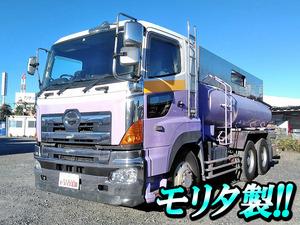 Profia Vacuum Truck_1