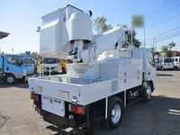 MITSUBISHI FUSO Canter Cherry Picker PA-FE73DB 2005 110,000km_2