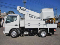 MITSUBISHI FUSO Canter Cherry Picker PA-FE73DB 2005 110,000km_5
