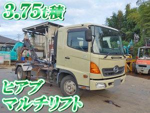 Ranger Container Carrier Truck_1