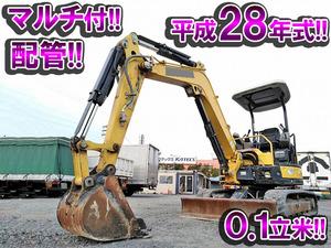 YANMAR Excavator_1
