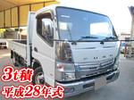 Canter Flat Body