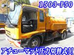 Forward High Pressure Washer Truck