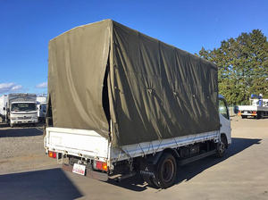 Canter Covered Truck_2