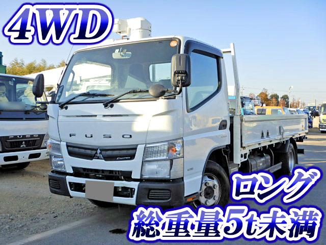 MITSUBISHI FUSO Canter Flat Body TKG-FGA20 2014 197,621km_1