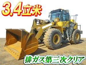 KOMATSU  Wheel Loader WA380-6 2013 _1