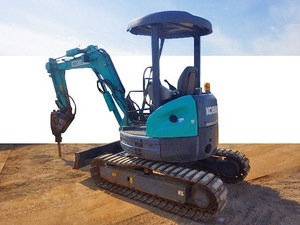 KOBELCO Mini Excavator_2