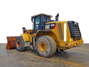 CAT Wheel Loader_2