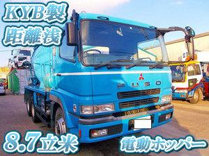 Super Great Mixer Truck_1