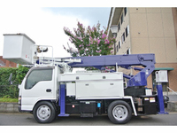 ISUZU Elf Cherry Picker PB-NKR81N 2007 105,000km_3