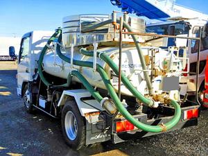 Canter Vacuum Truck_2