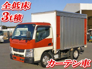 Canter Truck with Accordion Door_1