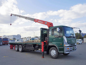 Profia Truck (With 5 Steps Of Unic Cranes)_2