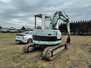 KOBELCO Excavator_2