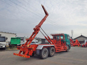 Quon Arm Roll Truck_2