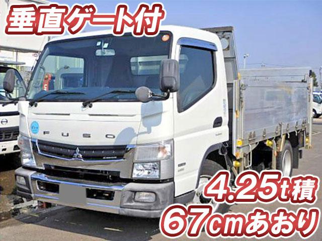 MITSUBISHI FUSO Canter Aluminum Block TKG-FEB90 2012 131,845km_1