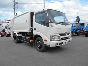 Dutro Garbage Truck_2