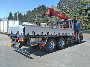 Quon Truck (With 6 Steps Of Unic Cranes)_2