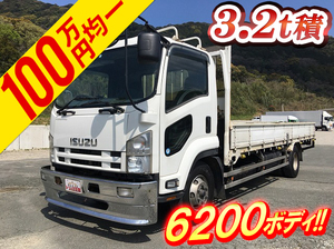 ISUZU Forward Flat Body PKG-FRR90S2 2008 662,147km_1
